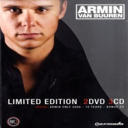 LIMITED EDITION (2xDVD+3CD)