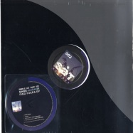 Front View : Sandro Schaeufler - FINO FUERA EP (INCL MAXI CD) - Simple As That / Satr002premium