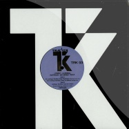 Front View : Lowkey & Kardinal - KEEP THE MOTION - Tracker / TRK03