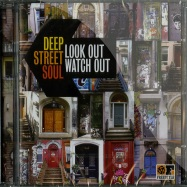 LOOK OUT, WATCH OUT (CD)