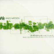 Front View : Vince Watson - SEQUENTIAL (DJ ROLANDO & PAUL WOOLFORD RMX) - Bio Music / bio023