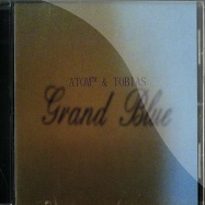 Front View : AtomTM & Tobias - GRAND BLUE (CD) - Mule Musiq CD 38