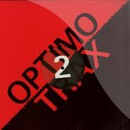 Front View : MVDV - RE-DSCVRD EP - Optimo Trax / OT 002