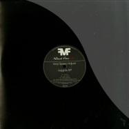 Front View : Vinyl Speed Adjust - HEIGHTS EP (180G, VINYL ONLY) - Moral Fiber LTD / MOFIV001
