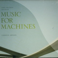 MUSIC FOR MACHINES, PART 1 & 2 (CD)
