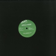 Front View : Jungle Wonz (Marshall Jefferson) - THE JUNGLE - Trax Records / TX129