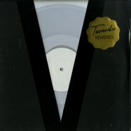Front View : Tuxedo - TUXEDO REMIXES EP (CLEAR VINYL) - Stones Throw / STH2364