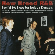 Front View : Various Artists - NEW BREED R&B (2X12 LP) - Liquidator Music / lq084