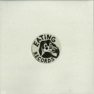 Front View : Jaffa Surfa - H57 EP (TELURIC RMX / WHITE VINYL / VINYL ONLY) - Eating Records / EAT003RP