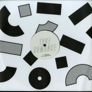 Front View : Tensnake - MACHINES / BLACK AS FLIES - True Romance / TREP015