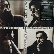 Front View : Lloyd McNeill Quartet - WASHINGTON SUITE (LP + MP3) - Soul Jazz / SJRLP374 / 05142711