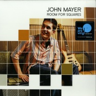 Front View : John Mayer - ROOM FOR SQUARES (180G LP + MP3) - Columbia / 88985393221