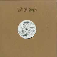 Front View : Ruff Cherry - CAROUSEL EP (140 G VINYL) - Well Street / WSR RC1