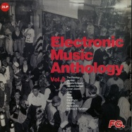 Front View : Various Artists - ELECTRONIC MUSIC ANTHOLOGY 03 (2LP) - Wagram / 3358796 / 05169341