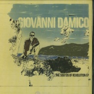 Front View : Giovanni Damico - THE SOUNDS OF REVOLUTION - Lumberjacks In Hell / LIH 034