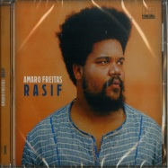 Front View : Amaro Freitas - RASIF (CD) - Far Out Recordings / FARO205CD