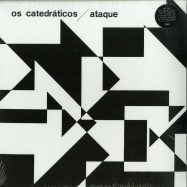 Front View : Os Catedraticos - ATAQUE (LP, 180 G VINYL) - Far Out Recordings / FARO207LP