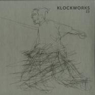 Front View : Stef Mendesidis - KLOCKWORKS 23 - Klockworks / KW23