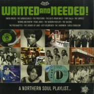 Front View : Various Artists - WANTED AND NEEDED! (LP) - Outta Sight / OSVLP018