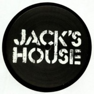 Front View : Rich NXT / Politics Of Dancing / Julenn / Legit Trip - JACKS TRACKS VA VOL 03 - Jacks House / JKH 011