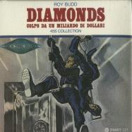 Front View : Roy Budd - DIAMONDS O.S.T. (2X7 INCH) - Dynamite Cuts / DYNAM7040/41