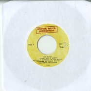 Front View : Lou Watson - PLEASE DONT LEAVE / DAYDREAMING (7 INCH) - Izipho Soul / ZP25