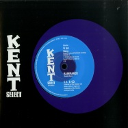 Front View : C.J. & Co. - RAINMAKER / LET THEM TALK (7 INCH) - Kent Select  / CITY059