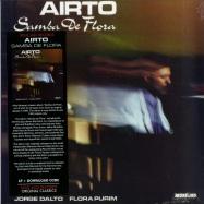 Front View : Airto - SAMBA DE FLORA (LP + MP3) - Soul Jazz / SJRLP436 / 05177711