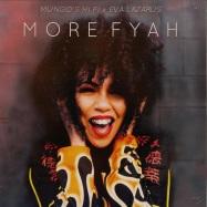 Front View : Mungos Hi Fi x Eva Lazarus - MORE FYAH (LP) - Scotch Bonnet / 00135085