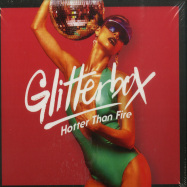 Front View : Various - GLITTERBOX - HOTTER THAN FIRE (3XCD) - Defected / DGLIB22CD