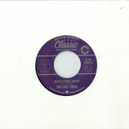 Front View : The Soul Twins / N F Porter - QUICK CHANGE ARTIST / KEEP ON KEEPING ON (7 INCH) - Outta Sight / OSV196