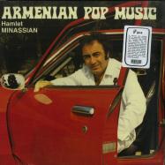 Front View : Hamlet Minassian - ARMENIAN POP MUSIC (LP) - Numero / NUM804LP