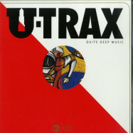 Front View : P.A. Presents - SAX MADNESS EP (LTD CLEAR VINYL) - U-Trax / 19UTRQDM6G