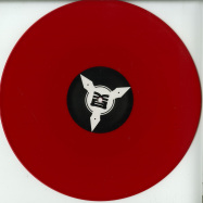 Front View : Various Artists - SHURIKEN SERIES VOL. 3 (RED VINYL) - Shogun Audio / SHA159
