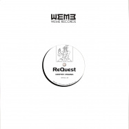 Front View : ReQuest - DEEPER VISIONS EP - WeMe Records / WeMe313.28
