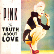 Front View : P!nk - THE TRUTH ABOUT LOVE (LTD PINK 2LP) - RCA Int. / 88725469321