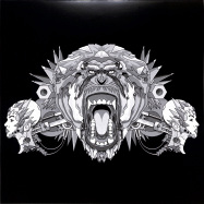 Front View : Sascha Dive - CORNERSTONE EP (180 G VINYL ONLY) - Bondage Music / BOND12056