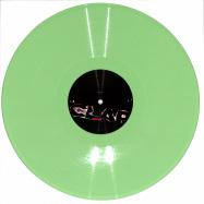 Front View : Silat Beksi / Incolor - MA SQUA SERIES 2 EP (MINT GREEN VINYL) - La Clap / LACLAP005