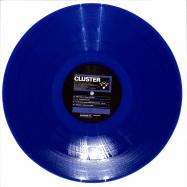 Front View : Various Artists - CLUSTER 94 (LTD CLEAR BLUE VINYL / REPRESS) - Cluster Records / CLUSTER094LTD