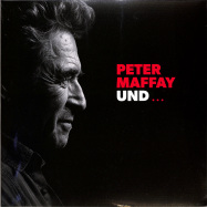 Front View : Peter Maffay - PETER MAFFAY UND... (2LP) - Red Rooster / 19439806361
