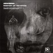 Front View : Arweenn - SEEKER OF REVENGE (SNTS / PAOLO FERRARA & LORENZO RAGANZINI RMXS) - Alderic / Alderic003