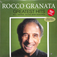 Front View : Rocco Granata - GREATEST HITS (LP + CD) - Zyx Music / ZYX 21209-1