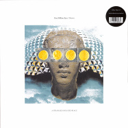 Front View : One Million Eyes - BRAMA (LIMITED YELLOW VINYL 12 INCH + INSERT + MP3 DOWNLOAD CODE) - A Strangely Isolated Place / ASIPV 028