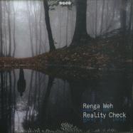 Front View : Renga Weh - REALITY CHECK (CD) - 3000 Grad / 3000 Grad CD 020
