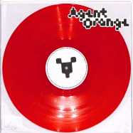 Front View : Agent Orange - MORE LOVE (ORANGE VINYL) - Blue Hour / Bluehour016