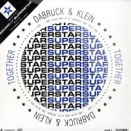 Front View : Dabruck & Klein - TOGETHER - Superstar / Super4001