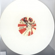 Front View : Lula Circus - CIRCUS PART 1 (White Coloured Vinyl) - Resopal Special / RSPSPECIAL01