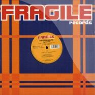 Front View : Marcelo Torres / The Afronauts - ARACRUZ / SUPERCAR - Fragile / FRG110