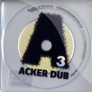 Front View : Soukie & Windish - STEPPENKARPFEN EP (MAXICD) - Ackerdub / Ackerdub003cd
