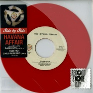 Front View : Red Hot Chili Peppers / Ramones - HAVANA AFFAIR (7 INCH RED VINYL) - Sire Records / 527423-7 / 4942888